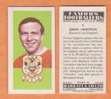 Blackpool Jimmy Armfield England 8